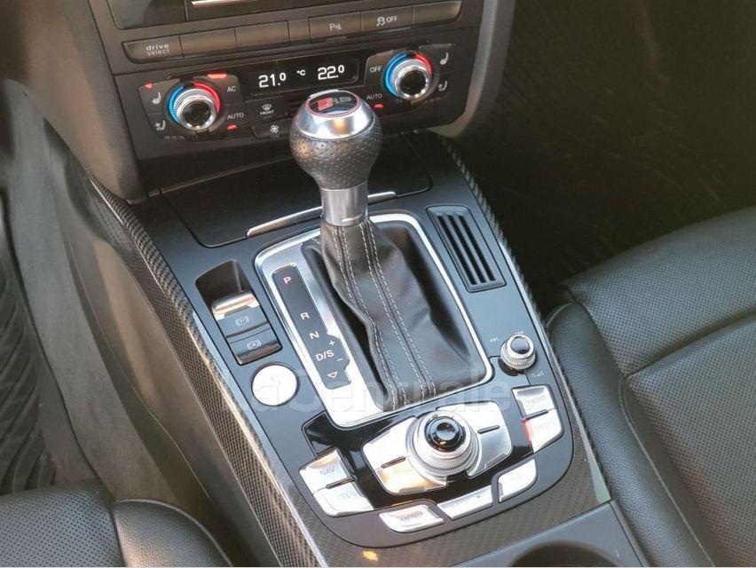 Audi RS4 (4E GENERATION) AVANT IV AVANT 4.2 V8 FSI 450 QUATTRO S TRONIC 7 Gris Clair - 10