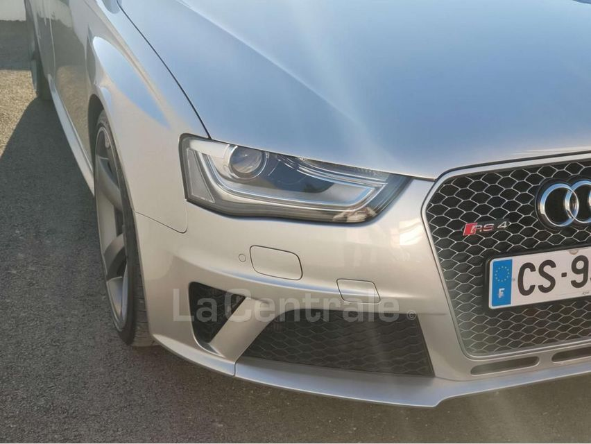 Audi RS4 (4E GENERATION) AVANT IV AVANT 4.2 V8 FSI 450 QUATTRO S TRONIC 7 Gris Clair - 11