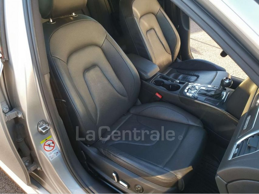 Audi RS4 (4E GENERATION) AVANT IV AVANT 4.2 V8 FSI 450 QUATTRO S TRONIC 7 Gris Clair - 13