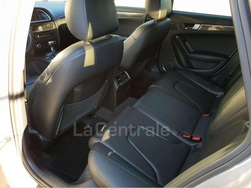 Audi RS4 (4E GENERATION) AVANT IV AVANT 4.2 V8 FSI 450 QUATTRO S TRONIC 7 Gris Clair - 14