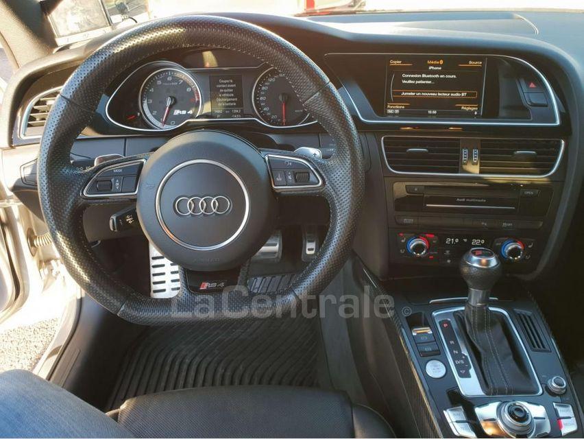 Audi RS4 (4E GENERATION) AVANT IV AVANT 4.2 V8 FSI 450 QUATTRO S TRONIC 7 Gris Clair - 15