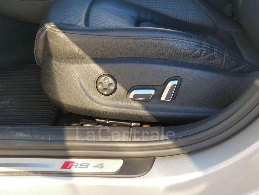 Audi RS4 (4E GENERATION) AVANT IV AVANT 4.2 V8 FSI 450 QUATTRO S TRONIC 7 Gris Clair - 17