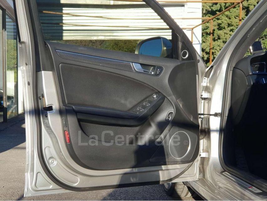 Audi RS4 (4E GENERATION) AVANT IV AVANT 4.2 V8 FSI 450 QUATTRO S TRONIC 7 Gris Clair - 20