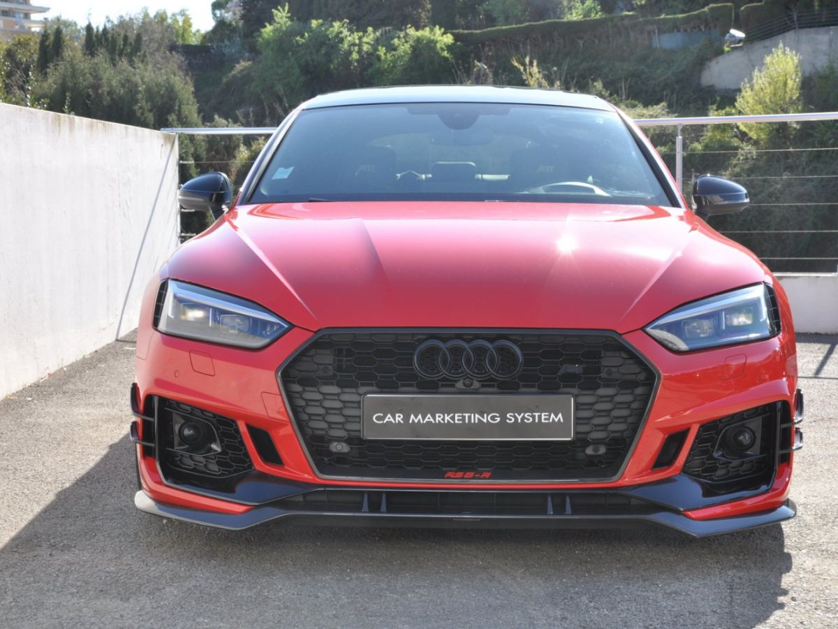 Audi RS5 SPORTBACK R ABT 530CH 1 Of 50 Rouge - 2