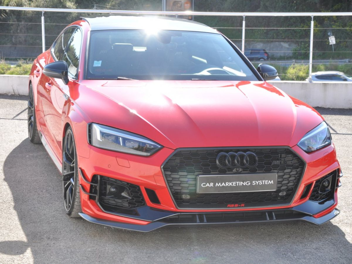 Audi RS5 SPORTBACK R ABT 530CH 1 Of 50 Rouge - 3