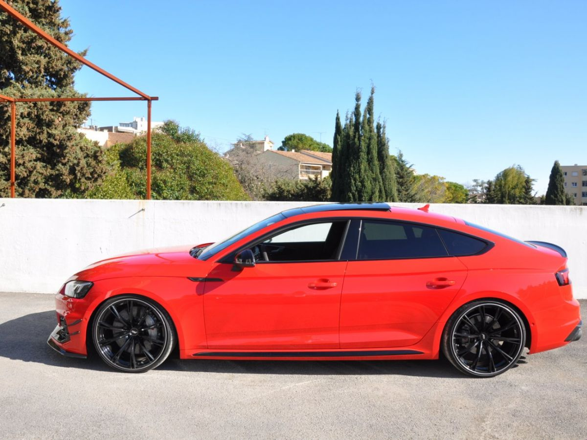 Audi RS5 SPORTBACK R ABT 530CH 1 Of 50 Rouge - 4