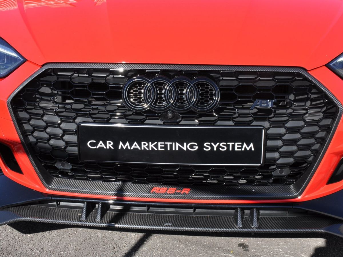 Audi RS5 SPORTBACK R ABT 530CH 1 Of 50 Rouge - 25