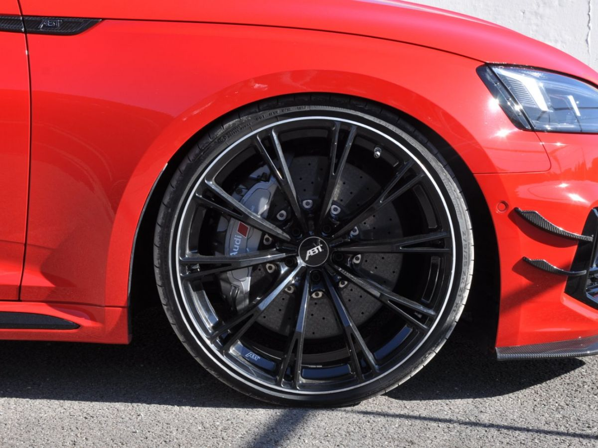 Audi RS5 SPORTBACK R ABT 530CH 1 Of 50 Rouge - 28