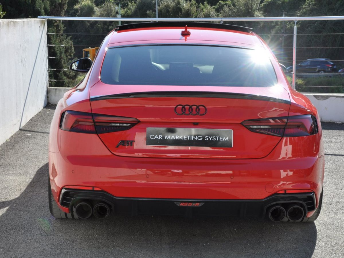 Audi RS5 SPORTBACK R ABT 530CH 1 Of 50 Rouge - 6