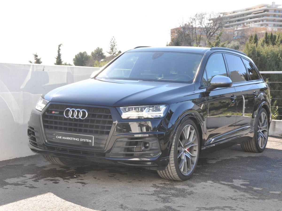 Audi SQ7 (2) 4.0 TDI 435 QUATTRO TIPTRONIC 7PL Noir - 1