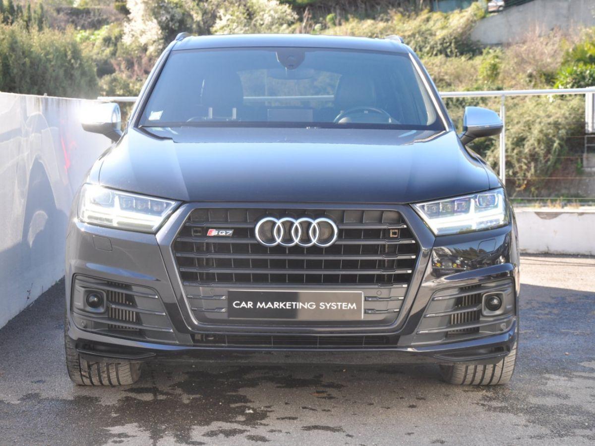 Audi SQ7 (2) 4.0 TDI 435 QUATTRO TIPTRONIC 7PL Noir - 2