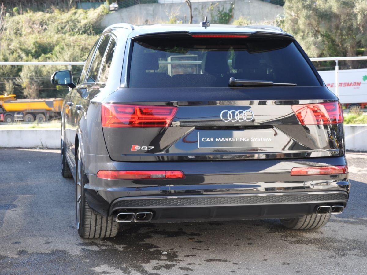 Audi SQ7 (2) 4.0 TDI 435 QUATTRO TIPTRONIC 7PL Noir - 6