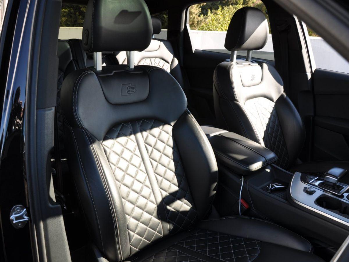 Audi SQ7 (2) 4.0 TDI 435 QUATTRO TIPTRONIC 7PL Noir - 12