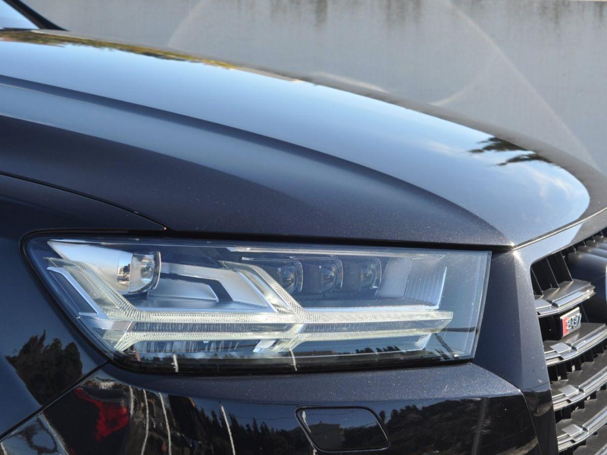 Audi SQ7 (2) 4.0 TDI 435 QUATTRO TIPTRONIC 7PL Noir - 14