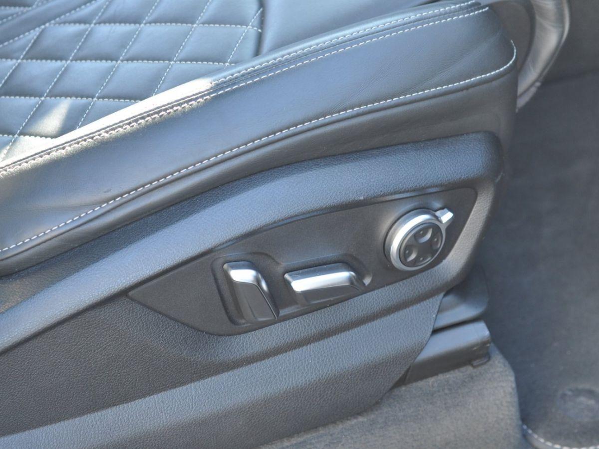 Audi SQ7 (2) 4.0 TDI 435 QUATTRO TIPTRONIC 7PL Noir - 16