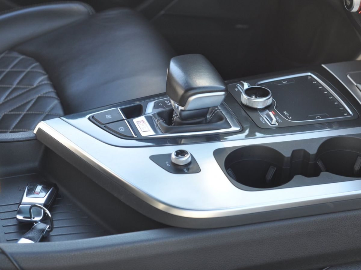 Audi SQ7 (2) 4.0 TDI 435 QUATTRO TIPTRONIC 7PL Noir - 18