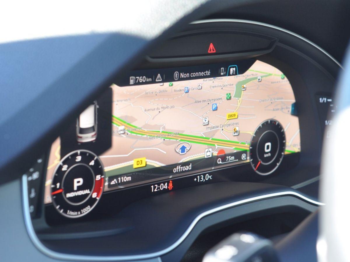 Audi SQ7 (2) 4.0 TDI 435 QUATTRO TIPTRONIC 7PL Noir - 27