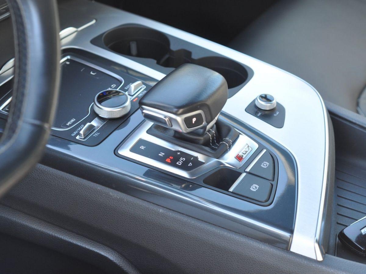 Audi SQ7 (2) 4.0 TDI 435 QUATTRO TIPTRONIC 7PL Noir - 30