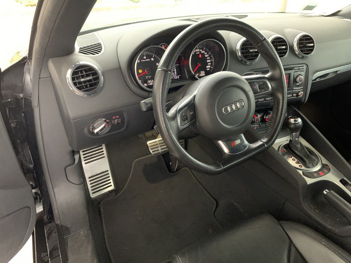 Audi TT Roadster S-Line Occasion toussus-le-noble ...