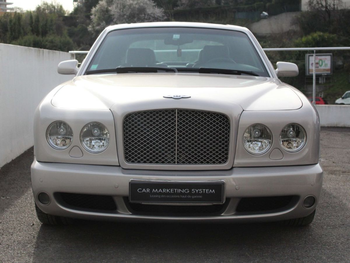 Bentley Arnage T 450 MULLINER Gris Clair - 2