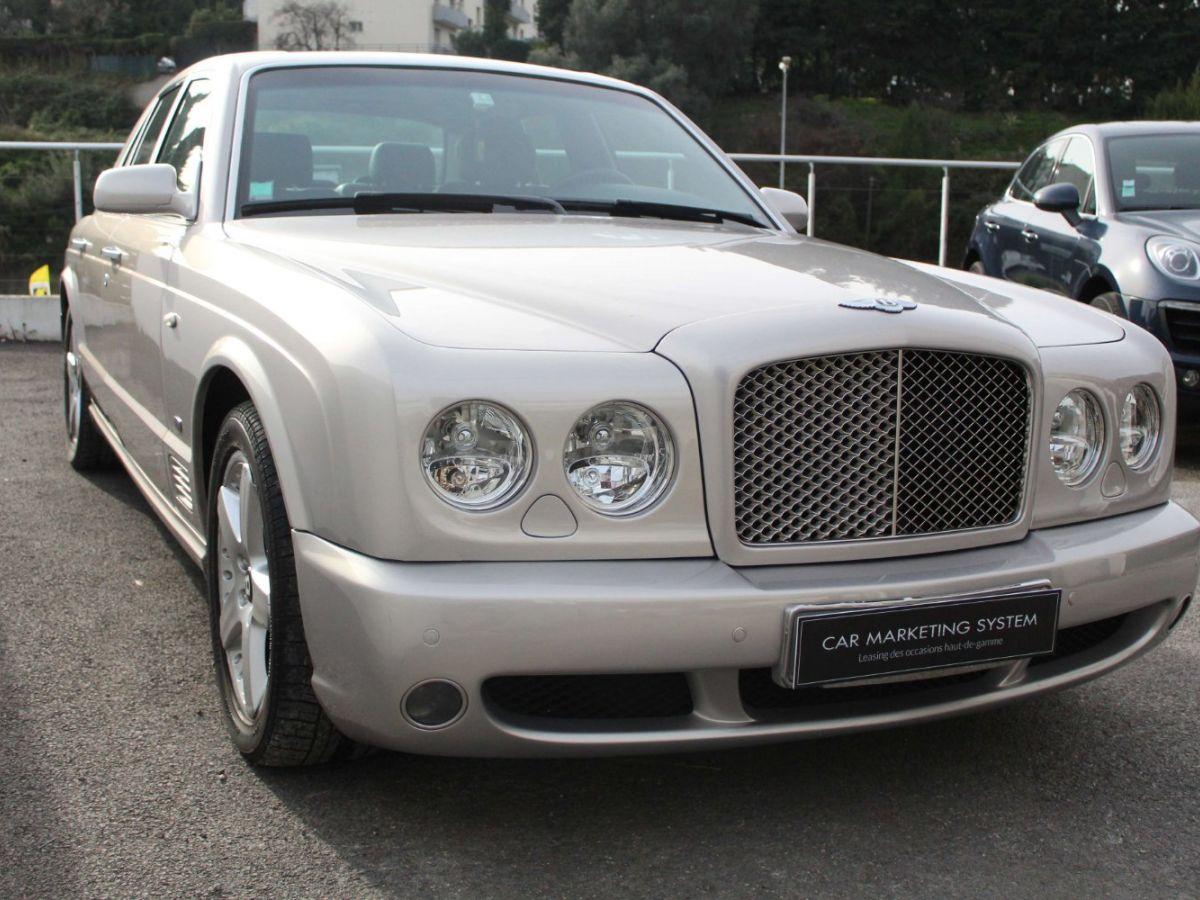 Bentley Arnage T 450 MULLINER Gris Clair - 3
