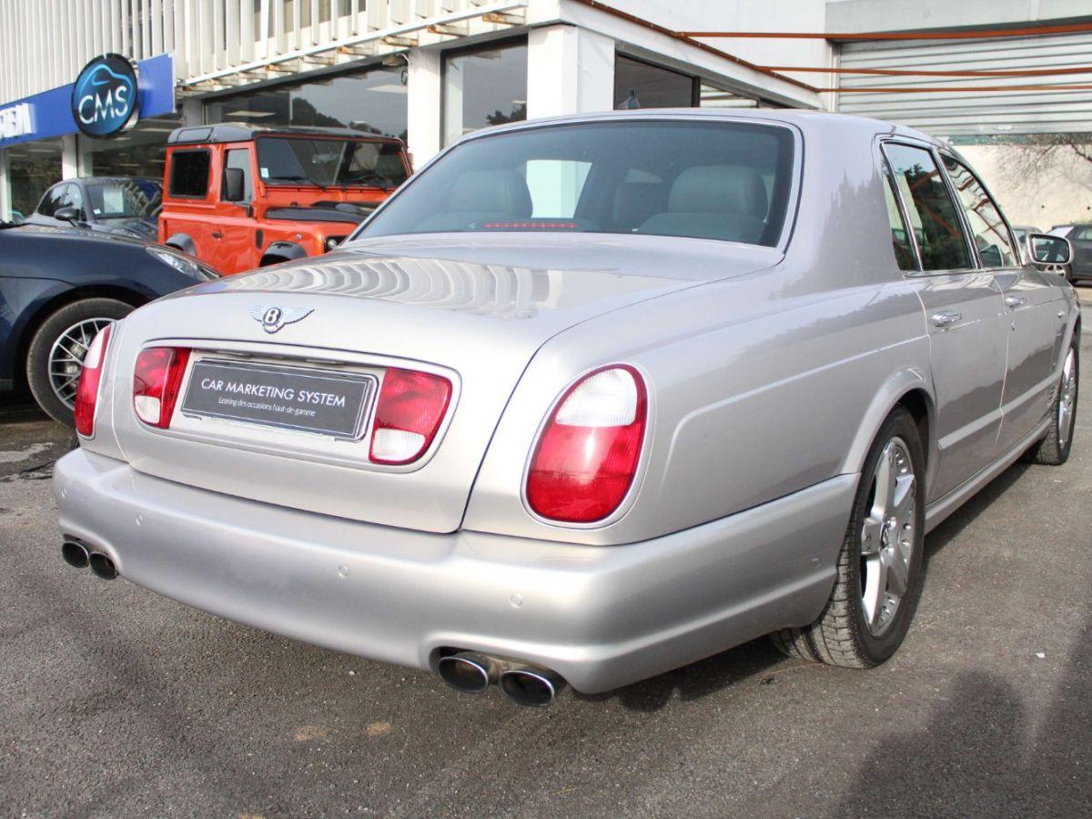 Bentley Arnage T 450 MULLINER Gris Clair - 7