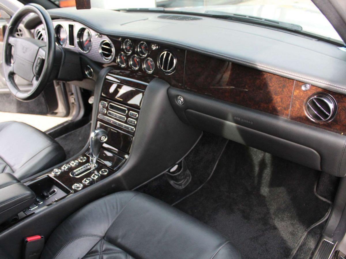 Bentley Arnage T 450 MULLINER Gris Clair - 10