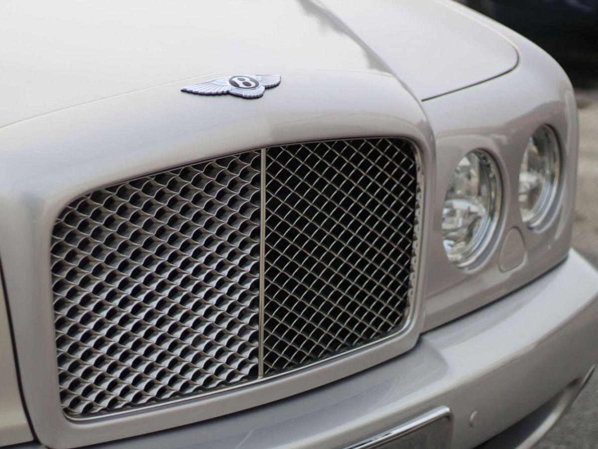 Bentley Arnage T 450 MULLINER Gris Clair - 12