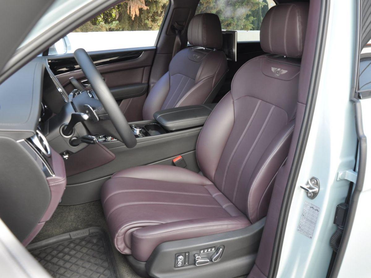Bentley Bentayga V8 4.0 435ch Gris Clair - 9