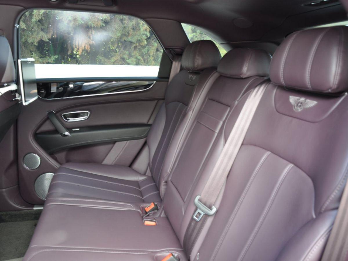 Bentley Bentayga V8 4.0 435ch Gris Clair - 11