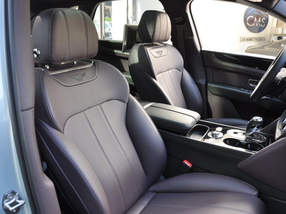 Bentley Bentayga V8 4.0 435ch Gris Clair - 14