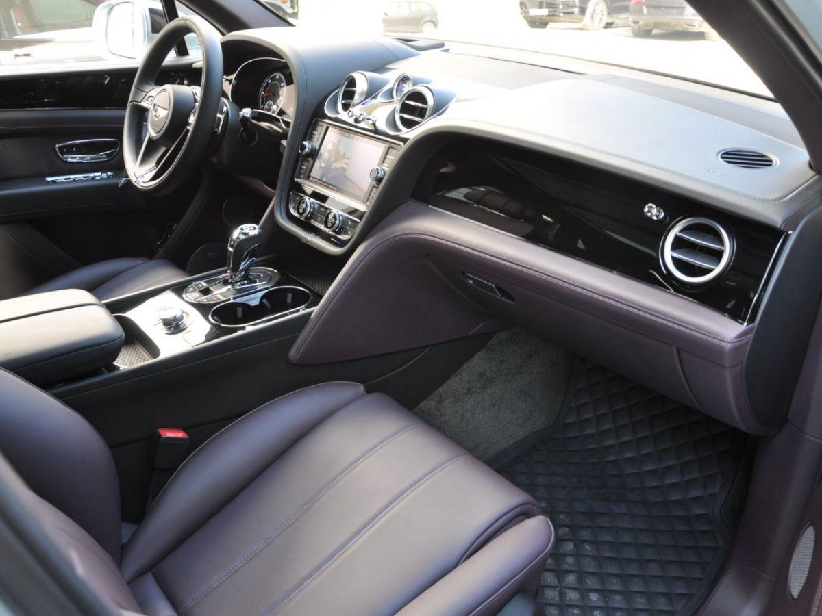 Bentley Bentayga V8 4.0 435ch Gris Clair - 15