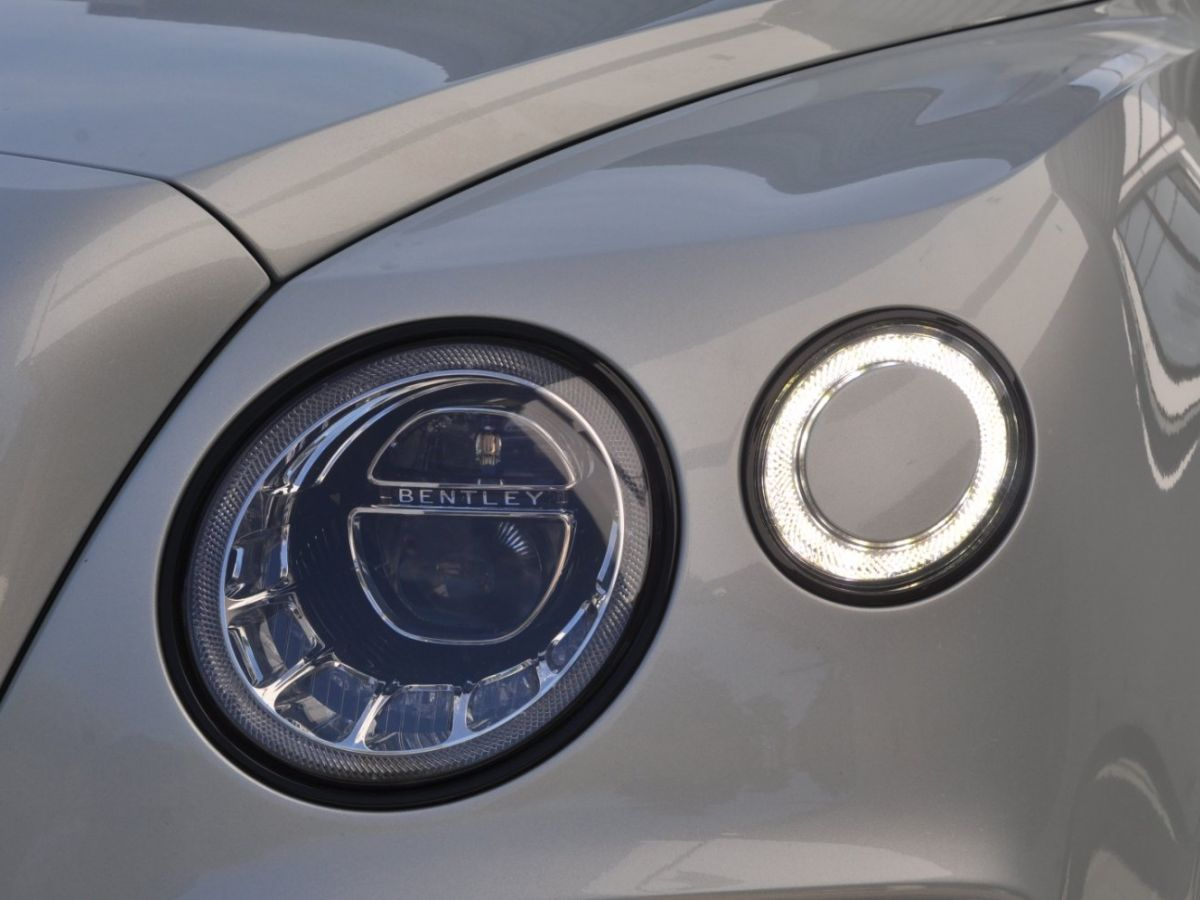 Bentley Bentayga V8 4.0 435ch Gris Clair - 20