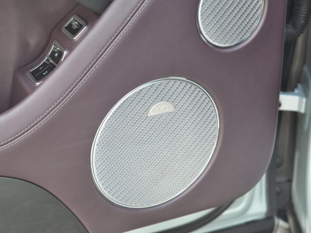 Bentley Bentayga V8 4.0 435ch Gris Clair - 22