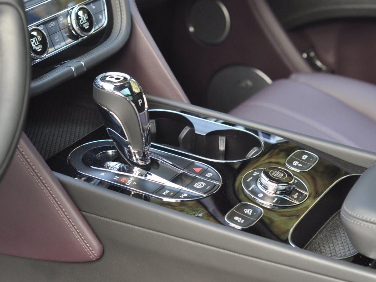 Bentley Bentayga V8 4.0 435ch Gris Clair - 24