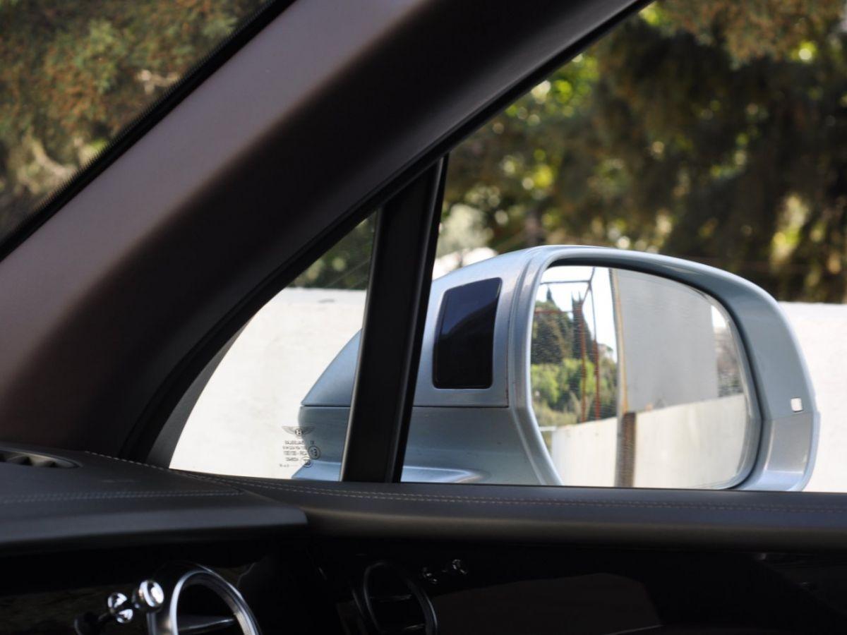 Bentley Bentayga V8 4.0 435ch Gris Clair - 31
