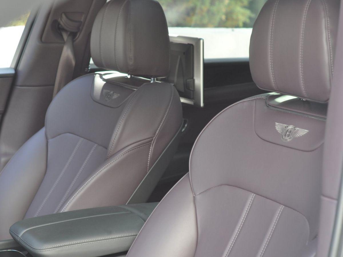 Bentley Bentayga V8 4.0 435ch Gris Clair - 32