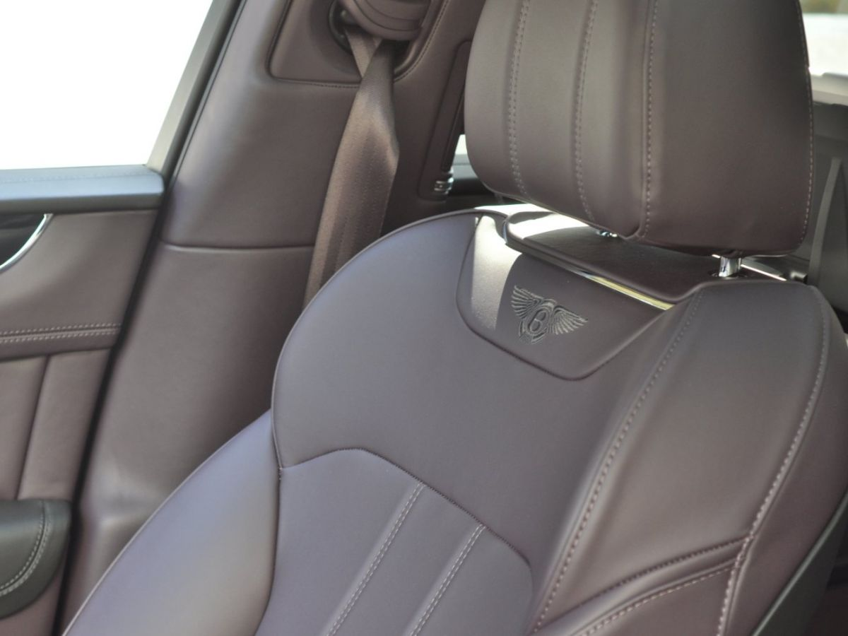 Bentley Bentayga V8 4.0 435ch Gris Clair - 33