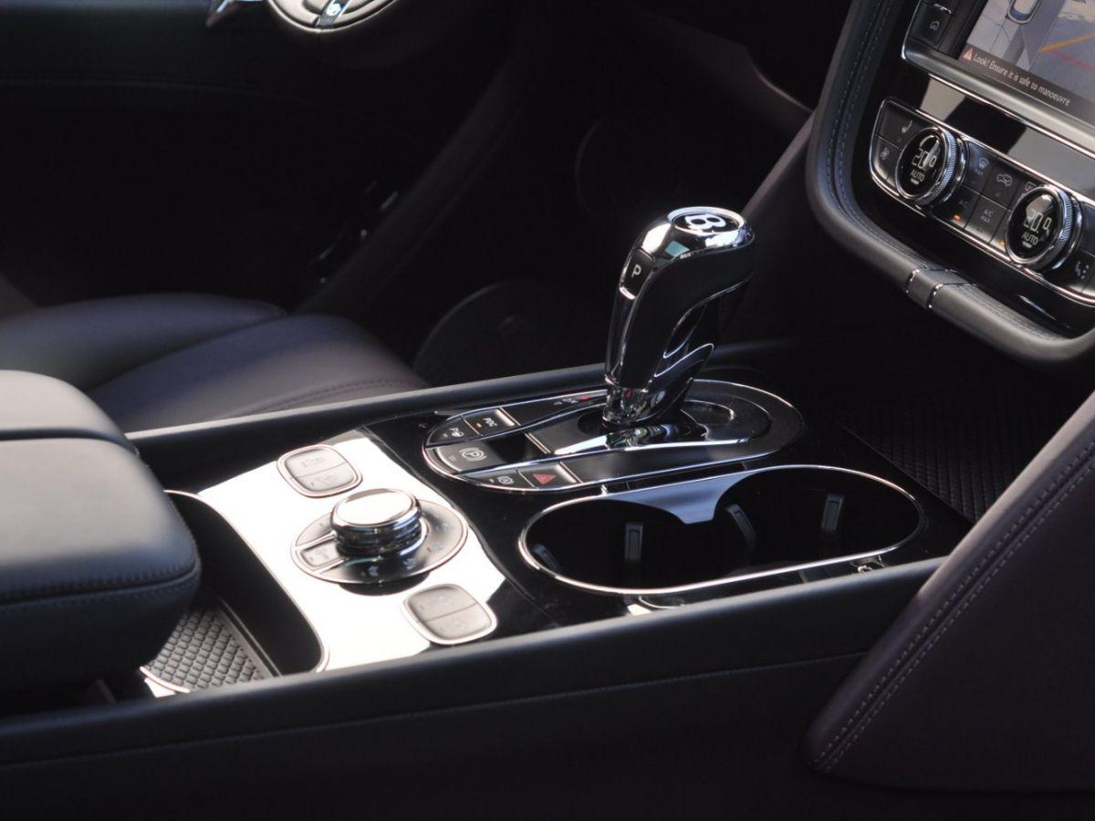 Bentley Bentayga V8 4.0 435ch Gris Clair - 35