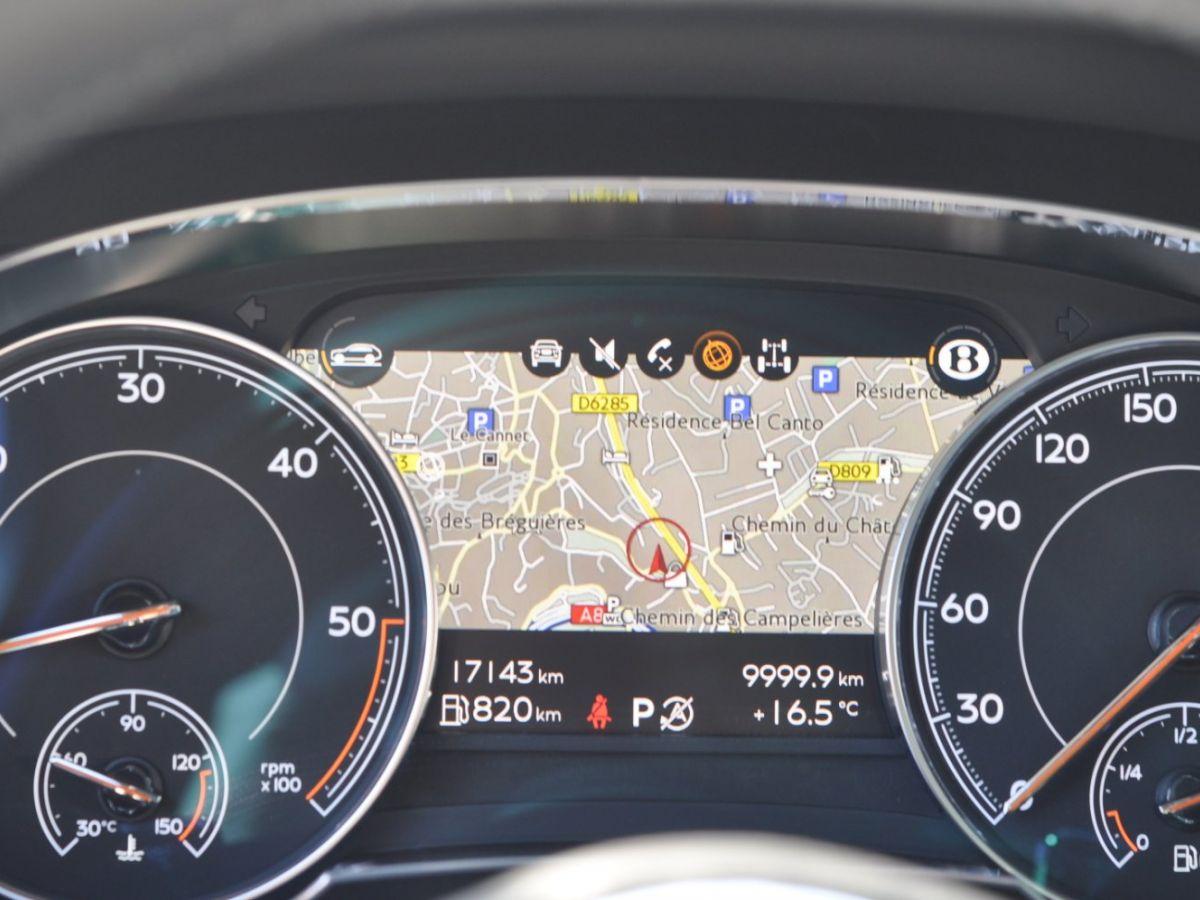 Bentley Bentayga V8 4.0 435ch Gris Clair - 39