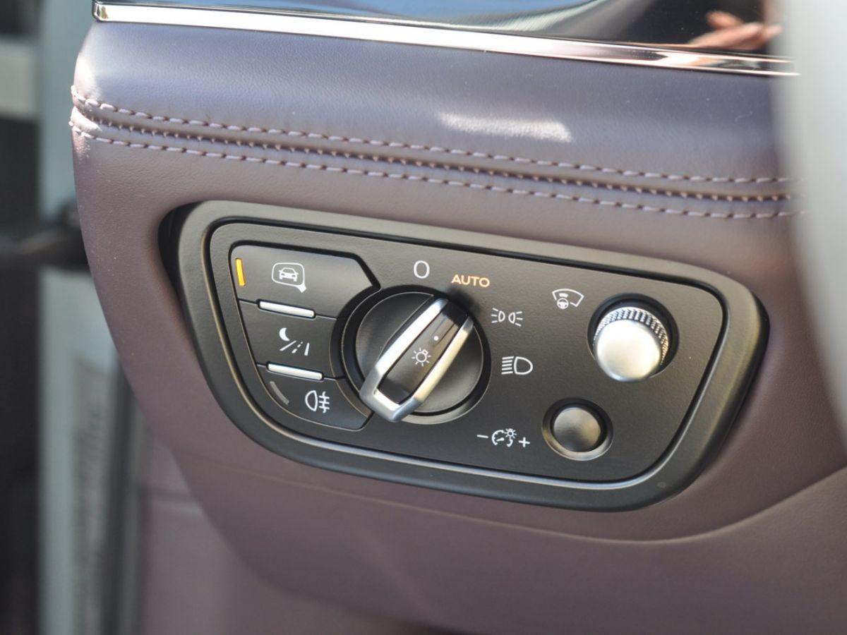 Bentley Bentayga V8 4.0 435ch Gris Clair - 40