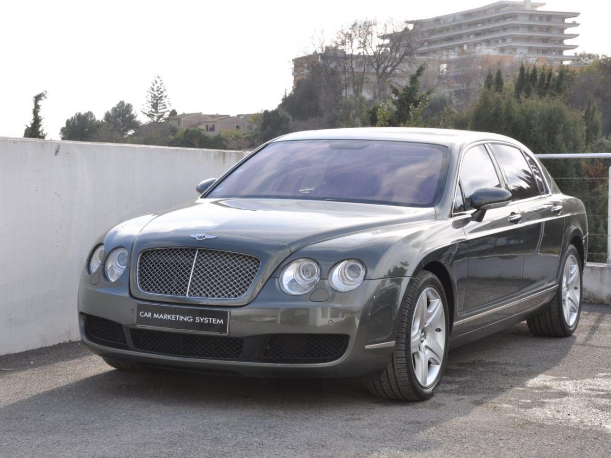 Bentley Continental Flying Spur 6.0 W12 Vert - 1
