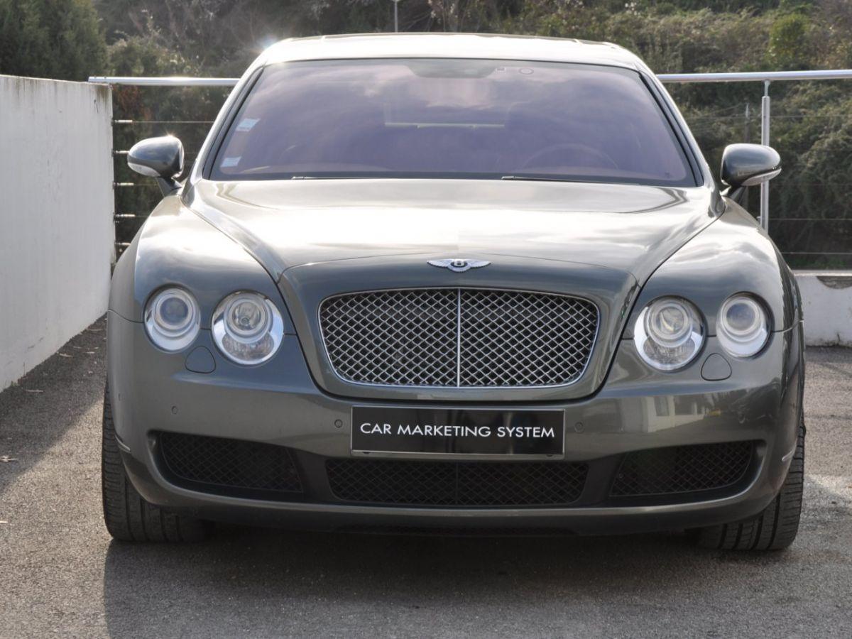 Bentley Continental Flying Spur 6.0 W12 Vert - 3