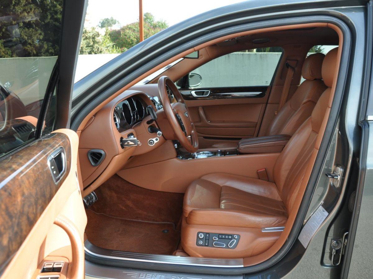 Bentley Continental Flying Spur 6.0 W12 Vert - 7