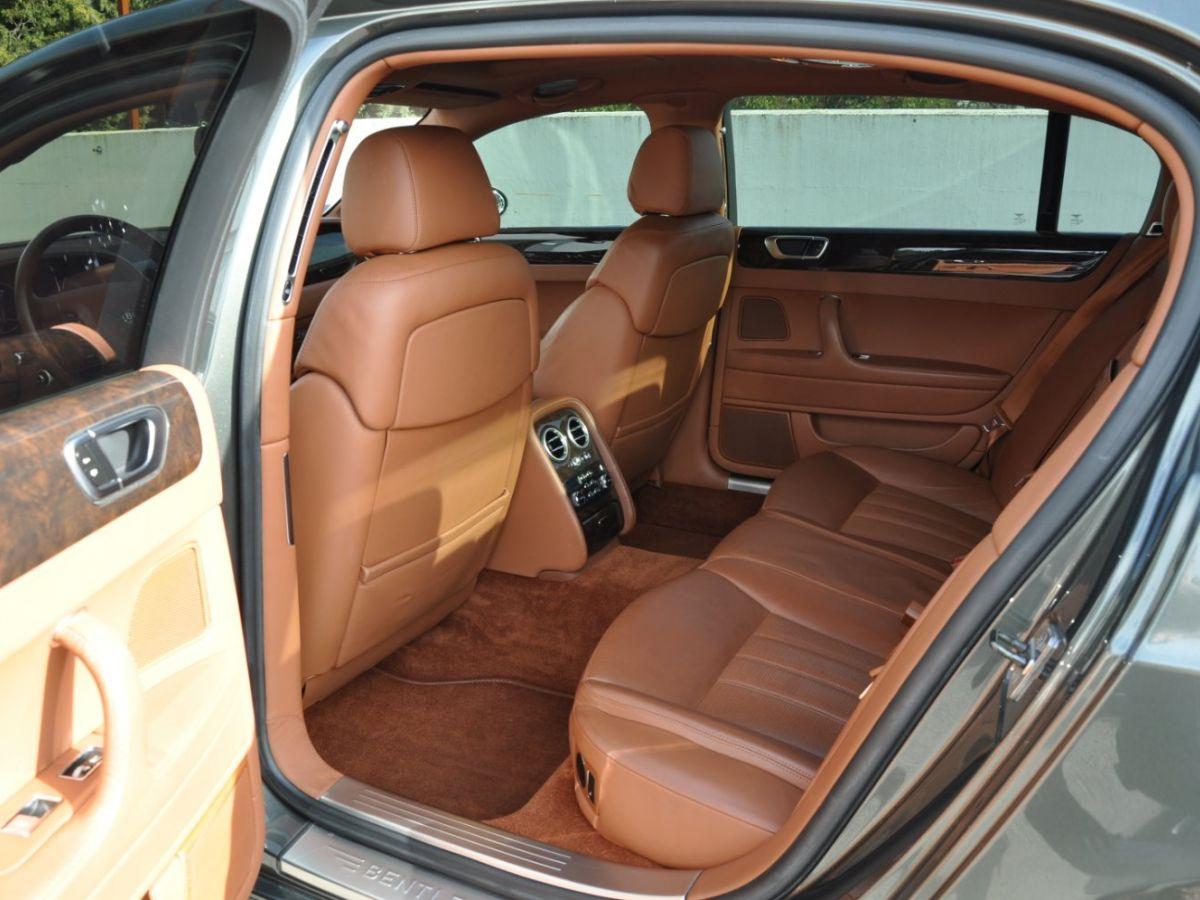 Bentley Continental Flying Spur 6.0 W12 Vert - 8