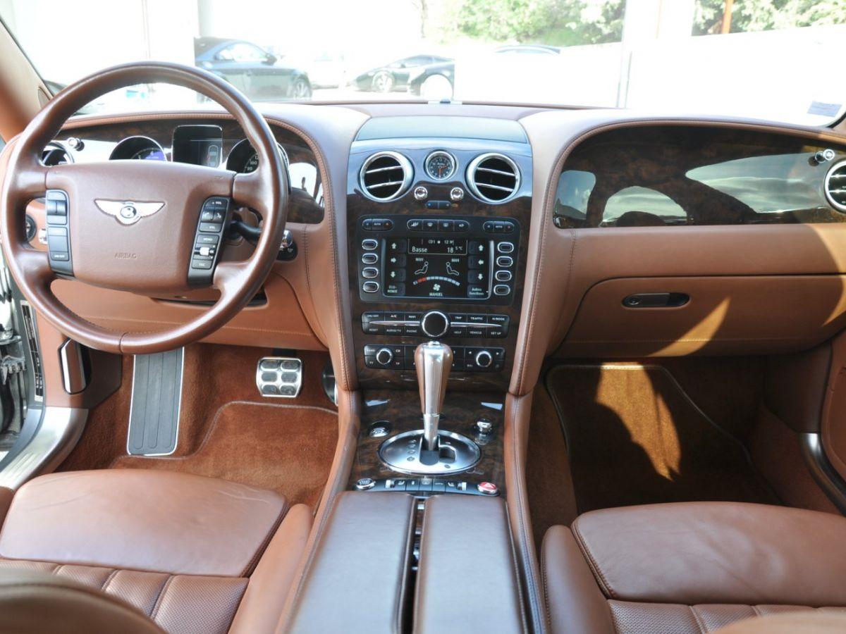 Bentley Continental Flying Spur 6.0 W12 Vert - 10