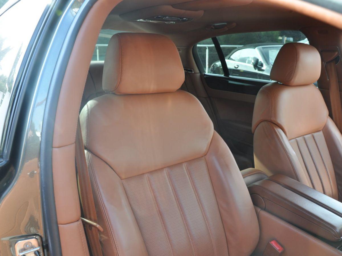 Bentley Continental Flying Spur 6.0 W12 Vert - 14
