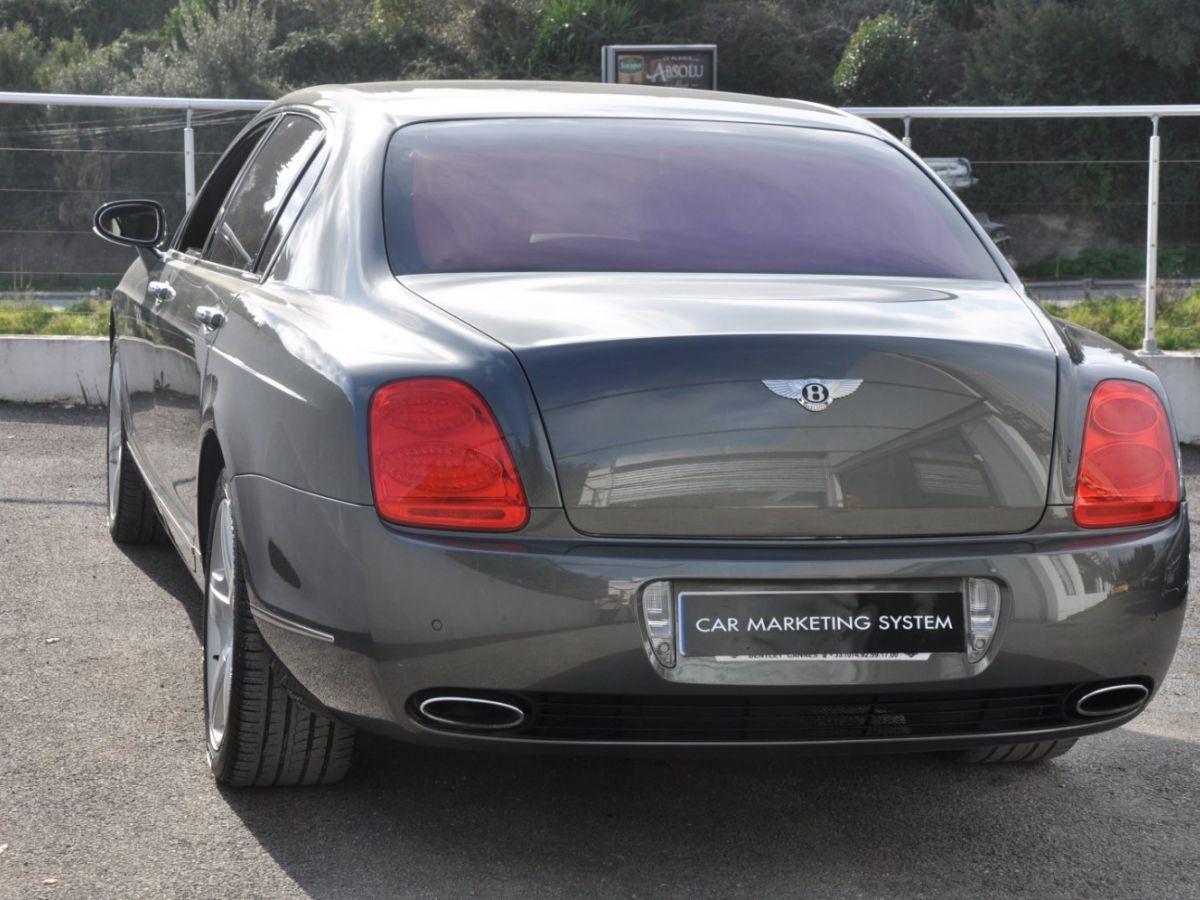 Bentley Continental Flying Spur 6.0 W12 Vert - 17