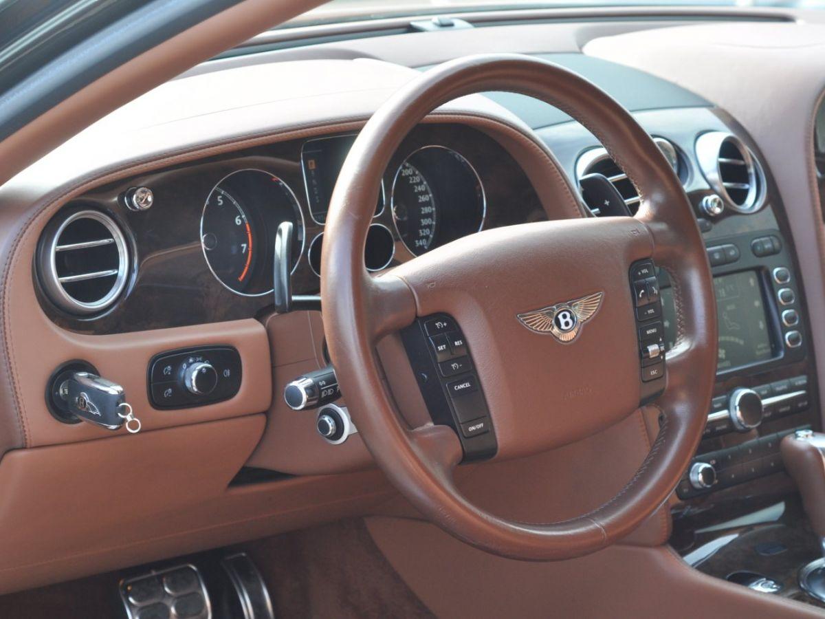 Bentley Continental Flying Spur 6.0 W12 Vert - 21