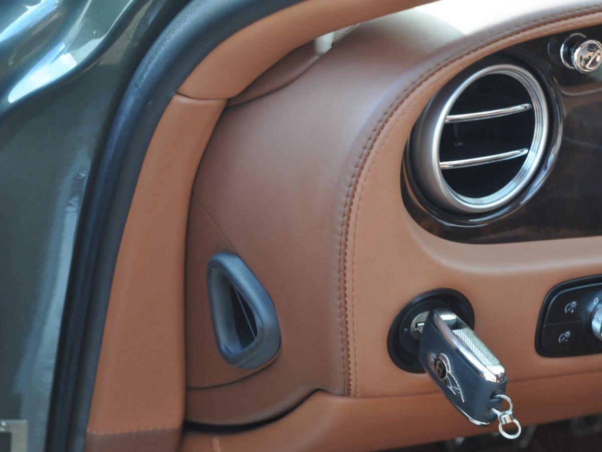 Bentley Continental Flying Spur 6.0 W12 Vert - 22